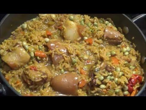Pigtail Pelau - Episode 479 - Trini Cooking