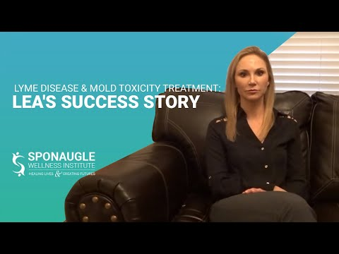 Lyme Disease & Mold Toxicity Treatment - Lea's Success Story