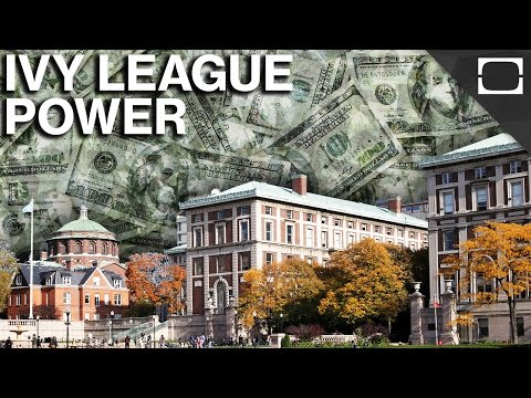How Powerful Is The Ivy League?