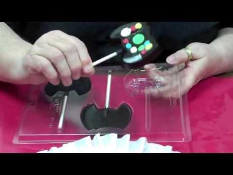 Chocolate Game Controller Chocolate Lollipop