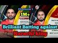 Islamabad United Vs Karachi King HBL PSL 2019 Eliminator 1 Brilliant Batting Asif Ali And Faheem
