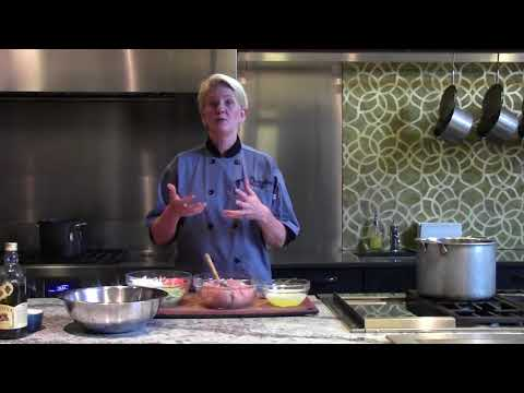How to Make Consommé