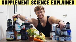 TOP 5 SUPPLEMENTS SCIENCE EXPLAINED 17 STUDIES WHEN AND HOW MUCH TO TAKE