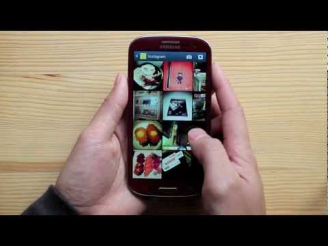 Deleting multiple Pictures Samsung Galaxy S 3