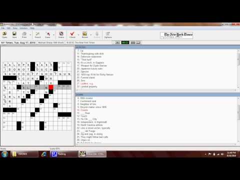 Dan Feyer Solves the Rex Parker New York Times Crossword