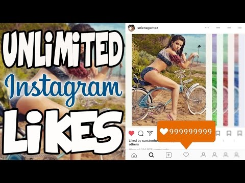 2017 Instagram HACK - How To Get UNLIMITED LIKES on Instagram