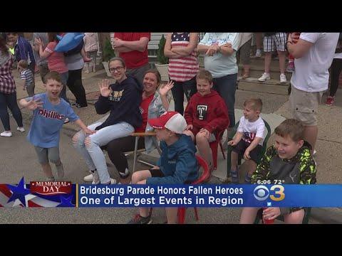 Memorial Day: Bridesburg Parade Honors Fallen Heroes