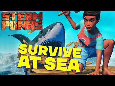 Raft Is The Dark Souls Of Ocean Survival Games - Best PC Games | Steam Punks