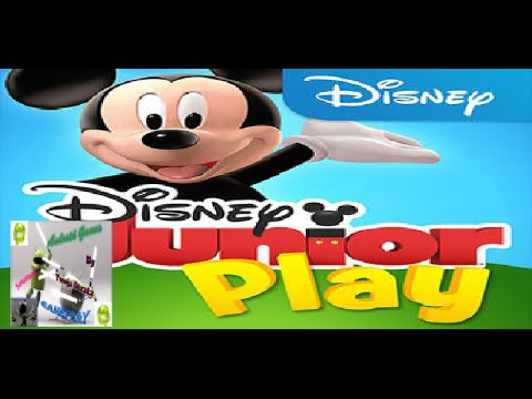 Disney Junior Play Android HD GamePlay Trailer