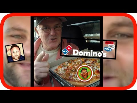 Dominos Chicken Fajita Review | Collab feat Thats Noice