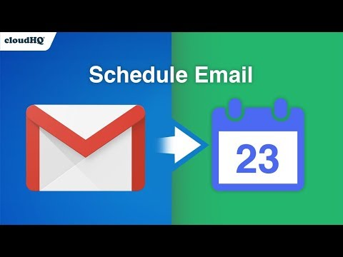 FREE: Schedule Your Email and Send it Later