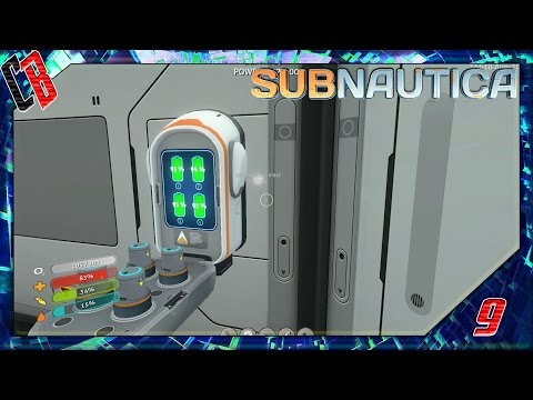 Subnautica - Where to find the Battery Charger! - Ep9