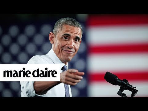 Barack Obama's Anti-Racism Tweet is Now the Most-Liked Tweet & More News | Marie Claire