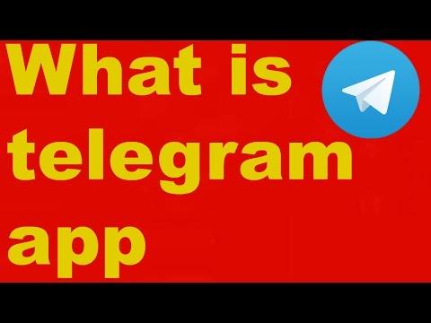 Telegram messaging app without phone number in Hindi/Urdu