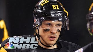 Best of NHL Stadium Series Mic'd Up: Penguins vs. Flyers | WIRED | NBC Sports