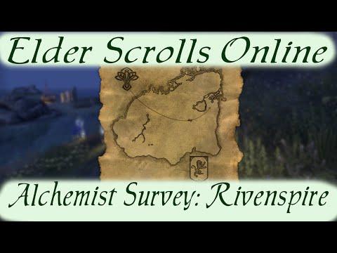 Alchemist Survey: Rivenspire [Elder Scrolls Online]