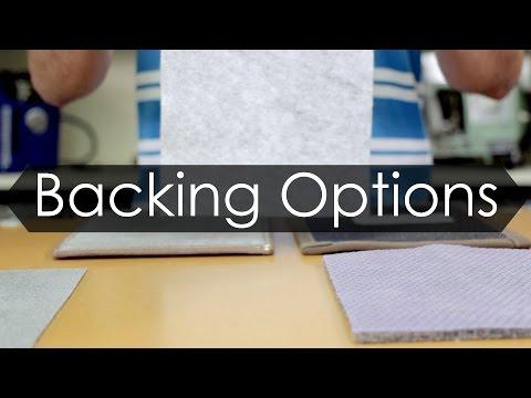 Backing Options | Seelye Custom Rugs