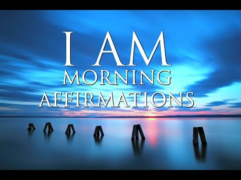 I Am Morning Affirmations: Happiness, Confidence, Freedom, Love, Fulfillment (Listen for 21 days!)