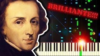 BEETHOVEN - MOONLIGHT SONATA (Movement 3) - Piano Tutorial