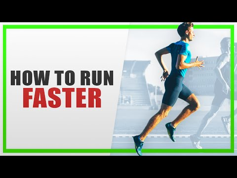 How to Run Faster: 3 Exercises to Develop Speed