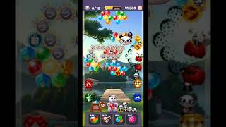 Panda Pop Level 2555