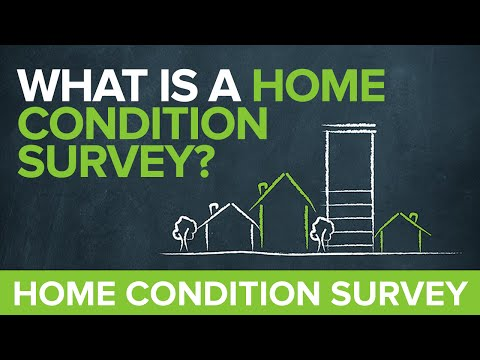 What is a Home Condition Survey?