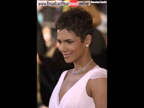 Extra Short Sassy Pixie From Halle Berry