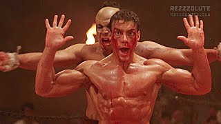 Kickboxer 1989 Mark DiSalle, David Worth