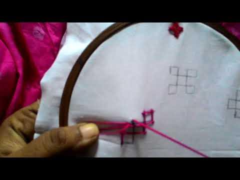 2.Sindhi embroidery, sindhi tanka,kutch work,gujrati stitch.