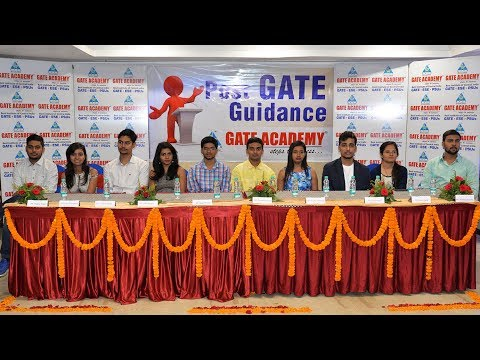 Question & Answer Session with Alumni of GATE ACADEMY | Post GATE Guidance