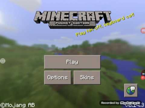 How To Make A Crafting Table In Minecraft Pc Demo
