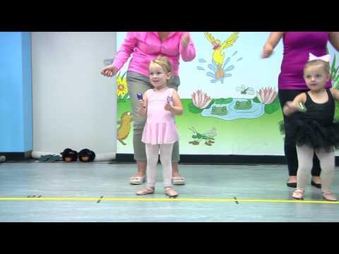 Tutu Tot and Parent Tot Classes at Dance Etc., Milford OH