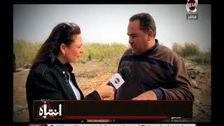 """#x202b;بالصوت والصورة """"منى العراقى"""" تستعرض إنجازات القوات المسلحة فى ازمة بحيرة المنزلة#x202c;lrm;"""