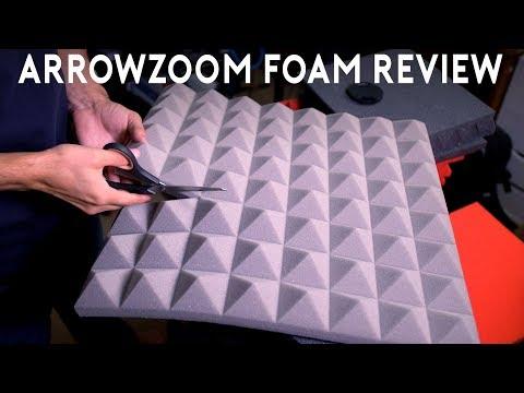 Arrowzoom Foam Review
