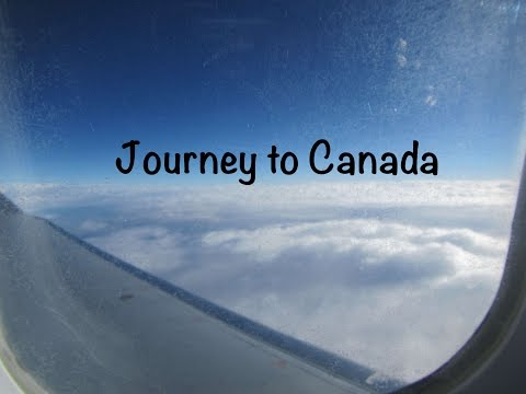Four Flights in One Day - Journey to Canada