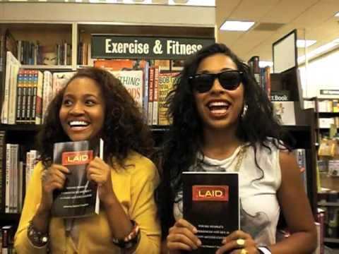 Melanie Fiona and Andrea Lewis get