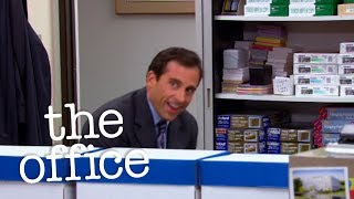 Fake Stairs  - The Office US