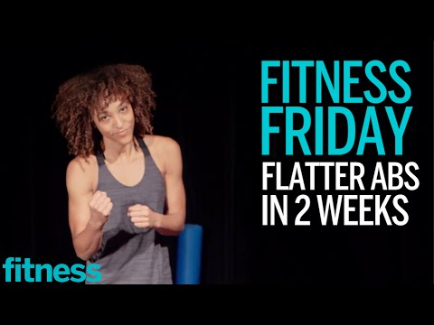 Flatter Abs in 2 Weeks | Fitness Friday | Fitness