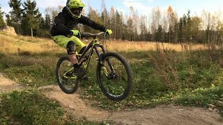 Fast Downhill Craziness With YT Capra And Canyon Strive
