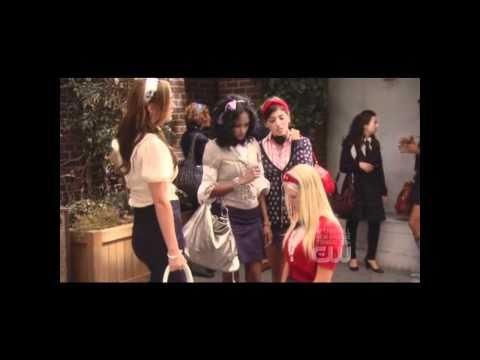 Gossip Girl S02E07 clip - Blair's Disciplinary Hearing
