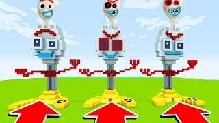 Minecraft : DO NOT CHOOSE THE WRONG FORKY! (Ps3/Xbox360/PS4/XboxOne/PE/MCPE)