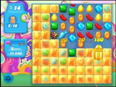 Candy Crush Soda Saga Level 86 NEW No Boosters
