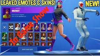 fortnite leaked skins season 6