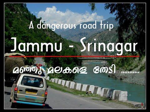 Jammu to Srinagar road