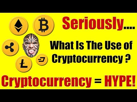 WHY CRYPTOCURRENCY WILL FAIL!  Litecoin, Bitcoin, Ethereum Will Also Fail