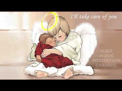 Love Angel Music for Babies | When your baby is sick | Heartbeat Lullabies soothe sick babies