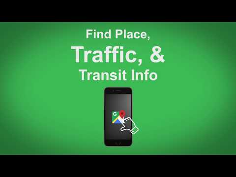 Google Maps   Find Place, Traffic, & Transit Info