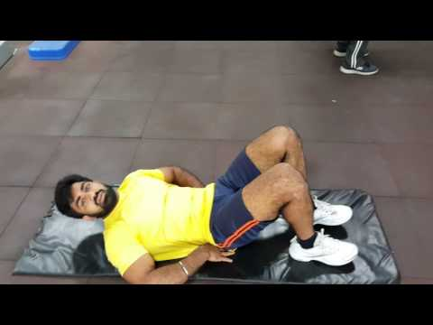 BASIC ABS WORKOUT FOR BEGINNERS|BASIC ABS EXERCISE| TOP 5 BASIC ABS WORKOUT|BY NARENDRA YADAV