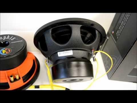 Diamond Audio TX12D4 12 Inch Subwoofer Review