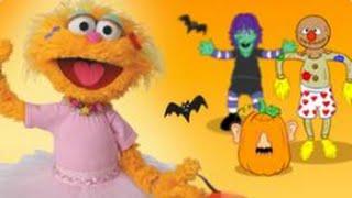Sesame Street Zoe